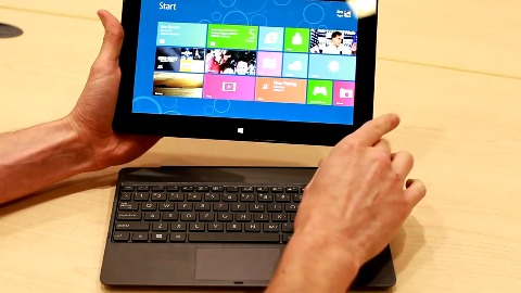 Asus Windows RT Tablet 600 - Demonstration von Nvidia