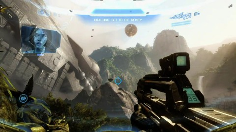 Halo 4 - Gameplay-Demo (E3 2012)