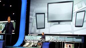 Internet Explorer 10 und Smartglass für Xbox 360