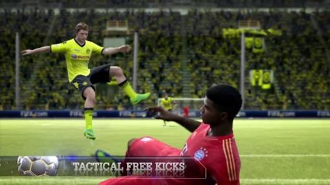 Fifa 13 - Trailer (Gameplay, E3 2012)