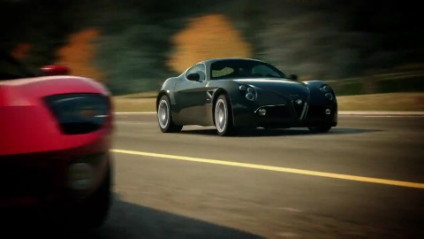 Forza Horizon - Trailer (Gameplay, E3 2012)