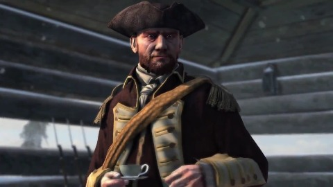 Assassin's Creed 3 - Gameplay-Demo (E3 2012)