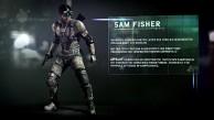 Splinter Cell Blacklist - Sam Fishers Ausrüstung