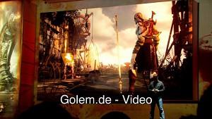God of War Ascension - Gameplay-Demo (E3 2012)