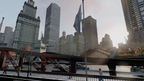 Watch Dogs - Gameplay-Demo (E3 2012)