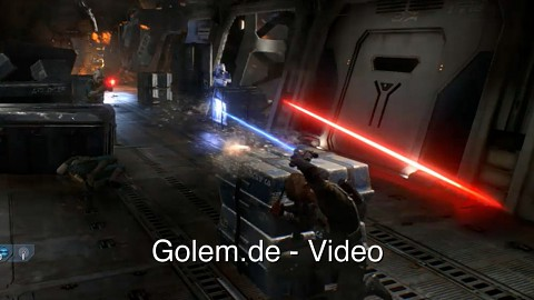 Star Wars 1313 - Gameplay-Demo (E3 2012)