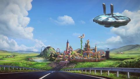 Rabbids Land - Trailer (Cinematic, E3 2012)