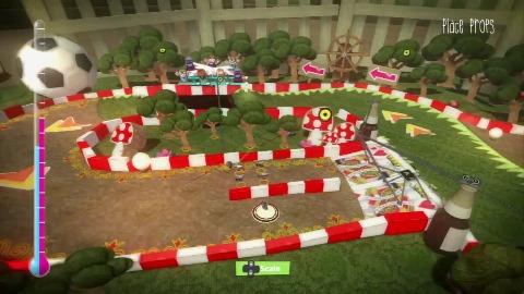 Little Big Planet Karting - Trailer (Gameplay, E3 2012)