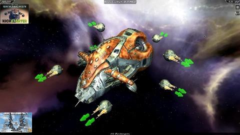 Skyjacker - Alien Spaceship Exploration