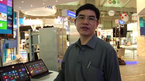Computex 2012 - Intels Ultrabooks (Herstellervideo)