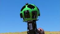 Mobile Aufnahmeeinheit für Street View