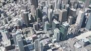 Google erzeugt aus Luftbildaufnahmen 3D-Städte