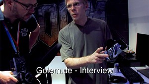 Head-mounted Display - Interview mit John Carmack