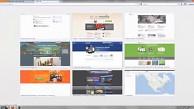 Firefox 13 - Trailer (neue Tab-Seite)