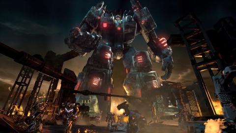 Untergang von Cybertron - Cinematic (E3 2012)
