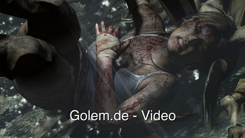 Tomb Raider - Gameplay-Demo (E3 2012)