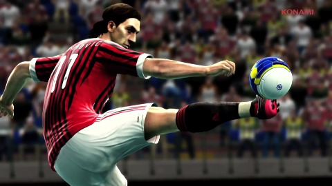 Pro Evolution Soccer 2013 (Gameplay, E3 2012)