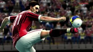 Pro Evolution Soccer 2013 (Gameplay, E3 2012)