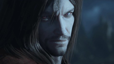 Castlevania Lords of Shadow 2 - Trailer (Cinematic)