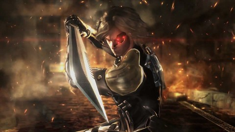 Metal Gear Rising - Trailer (E3 2012)