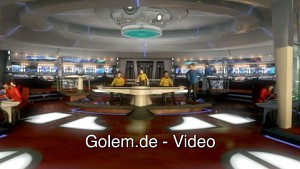 Star Trek - Koopmodus auf der E3 2012 (Gameplay)