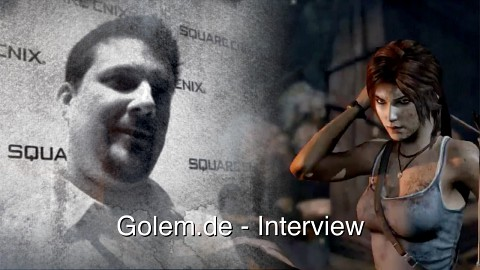 Tomb Raider - Interview mit Noah Hughes (E3 2012)