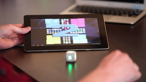 Dice Plus macht Tabletspiele greifbar