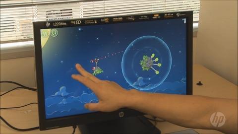 HP zeigt WS7P auf dem HP t610 - Herstellervideo