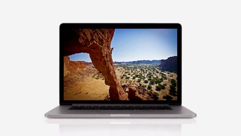 Apple Macbook Pro - Trailer (2012)