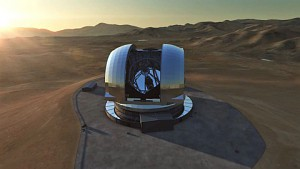 European Extremely Large Telescope - Trailer