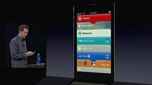 Passbook - Vorstellung auf der Apple Keynote