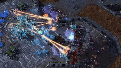 Starcraft 2 Heart of the Swarm - neue Einheiten
