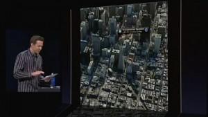 Navi neue Features - Apple-Keynote-Präsentation