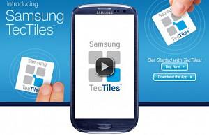 Samsung Tectiles - Trailer