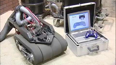 Roboter Climber - ICM