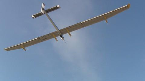 Solar Impulse startet nach Ouarzazate