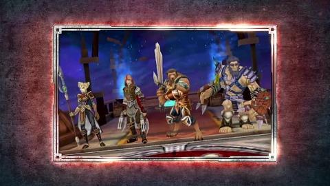 Heroes of Ruin - Trailer (3DS, Launch)