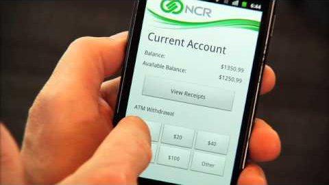Bargeld mit dem Smartphone abheben