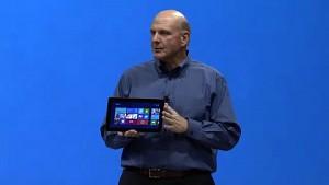 Microsoft stellt Surface vor