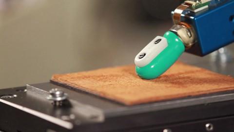 Biotac - Sensor für einen Roboterfinger