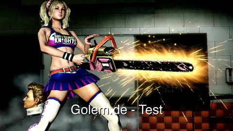 Lollipop Chainsaw - Test