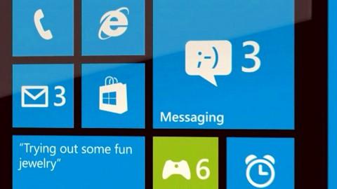 Neuer Startbildschirm von Windows Phone 8
