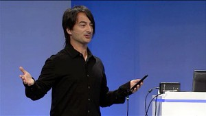 Microsofts Live-Demo von Windows Phone 8