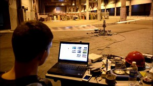 Pedalkraftbetriebener Hubschrauber Gamera II - Teaser