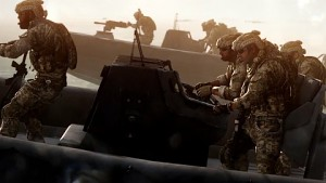 Medal of Honor Warfighter - Gameplay-Demo (E3 2012)