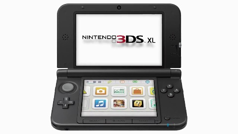 Nintendo stellt 3DS XL vor