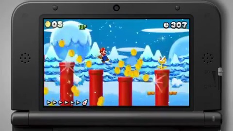 New Super Mario Bros. 2 - Trailer (Coin Rush)