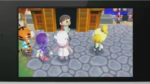 Animal Crossing 3DS - japanische Gameplay-Demo