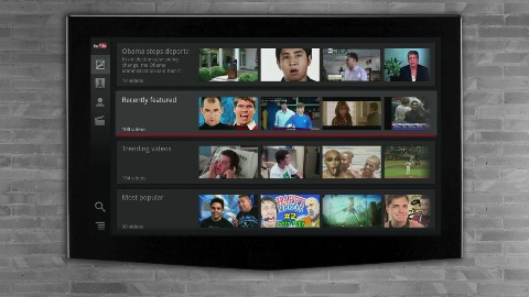 Google TV - Demo-Video