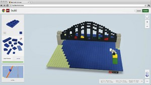 Build - Lego im Web